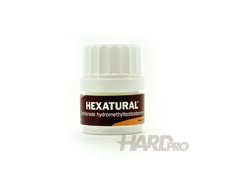 Hexatural - Negen (Turinabol, Туранибол) - Hard Pro