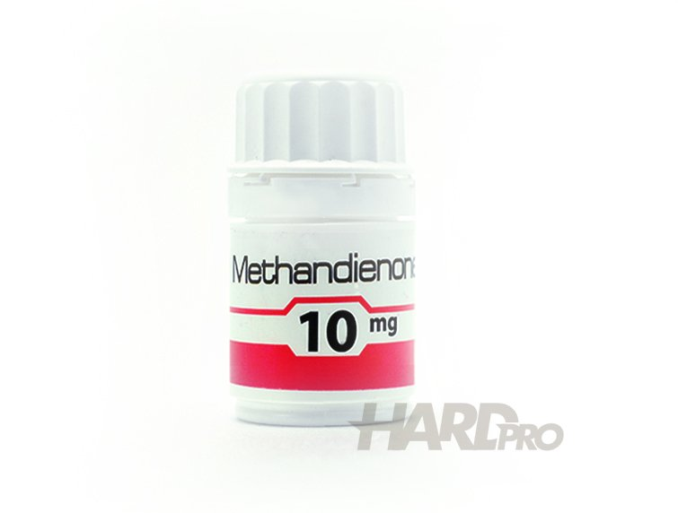 Methandienone - Estopharma - 100х10мг Метан - Hard Pro