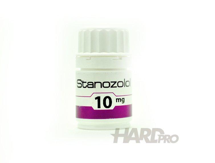 Stanozolol - Estopharma 100x10мг - Станозолол / Стромба