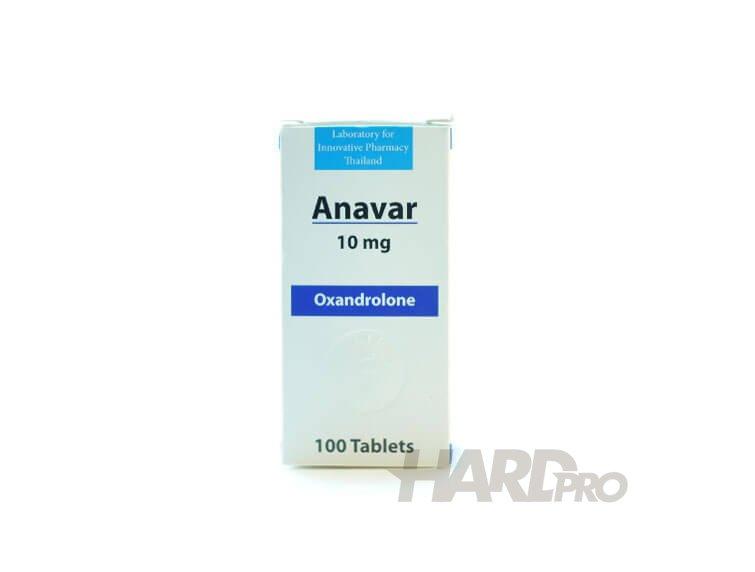 Anavar - Lipthai (Анавар / Oxandrolone)