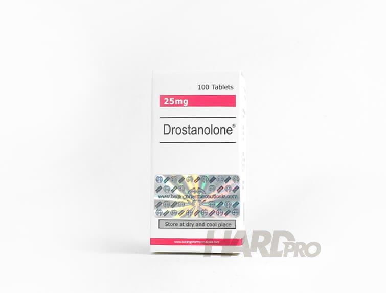 Drostanolone - Beijing Biotech - Мастерон на таблетки - Hard Pro