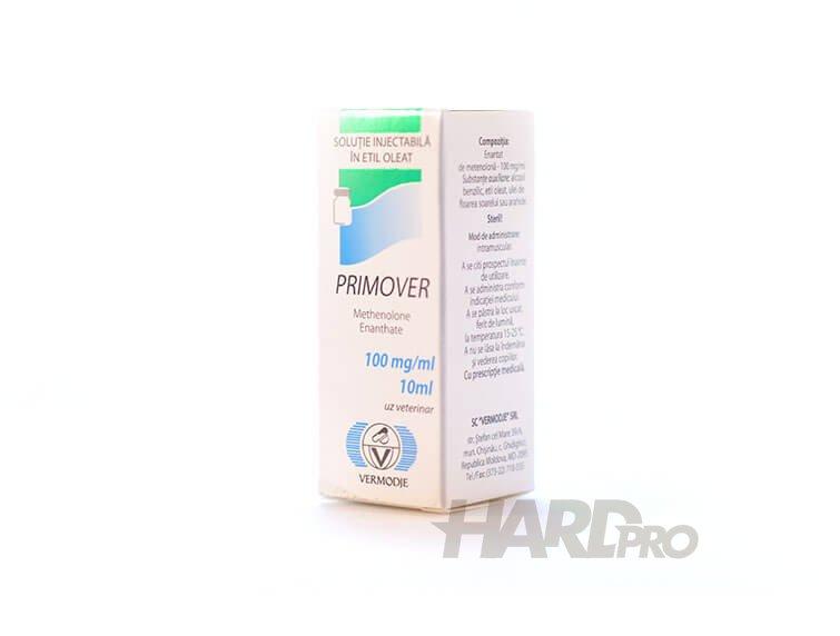 Primover (Methenolone / Primobolan) - Vermodje