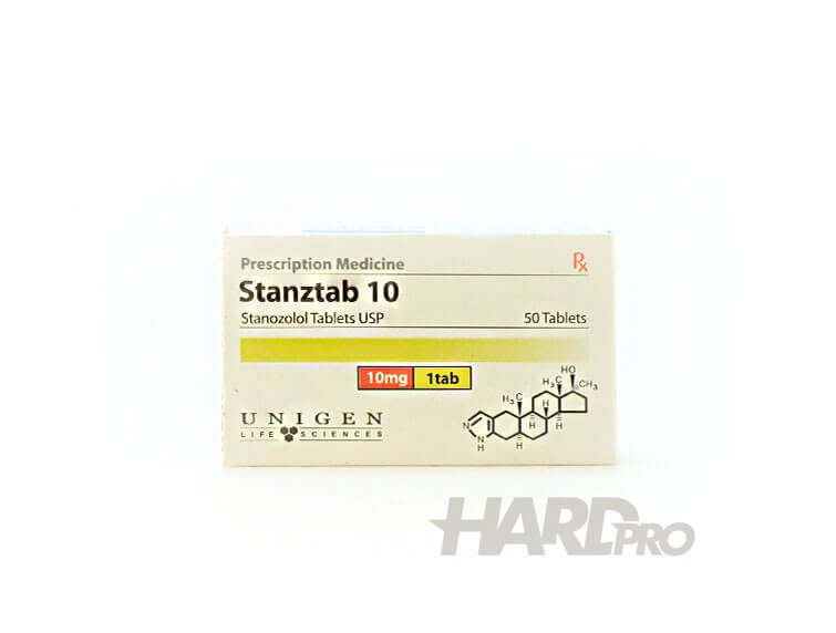 Stanztab 10 - Unigen Lifesciences