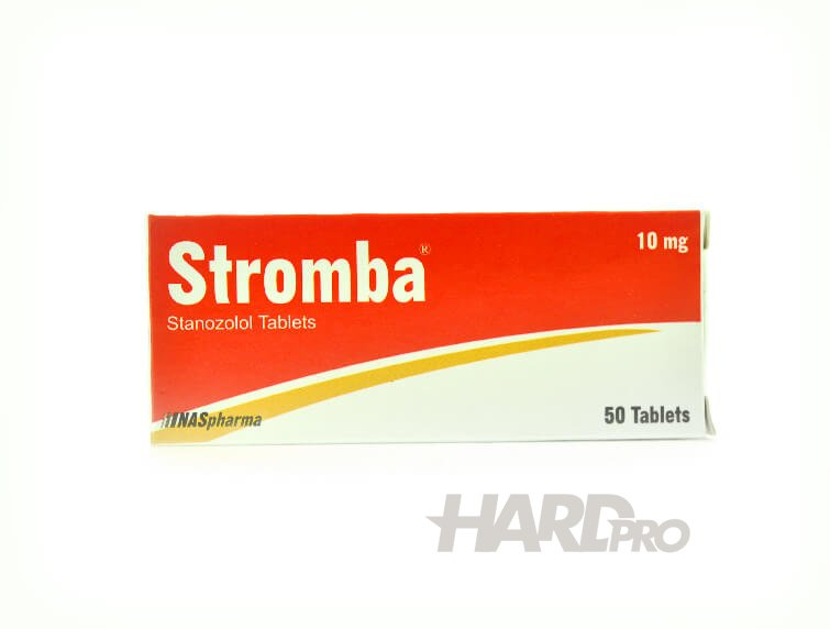 Stromba хапчета - NASpharma - Stanozolol