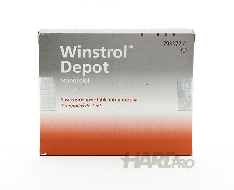 Winstrol Depot - Desma - Stanozolol