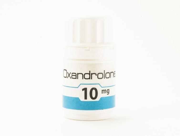 Оксандролон Естофарма (Anavar / Oxandrolone) от hard-pro