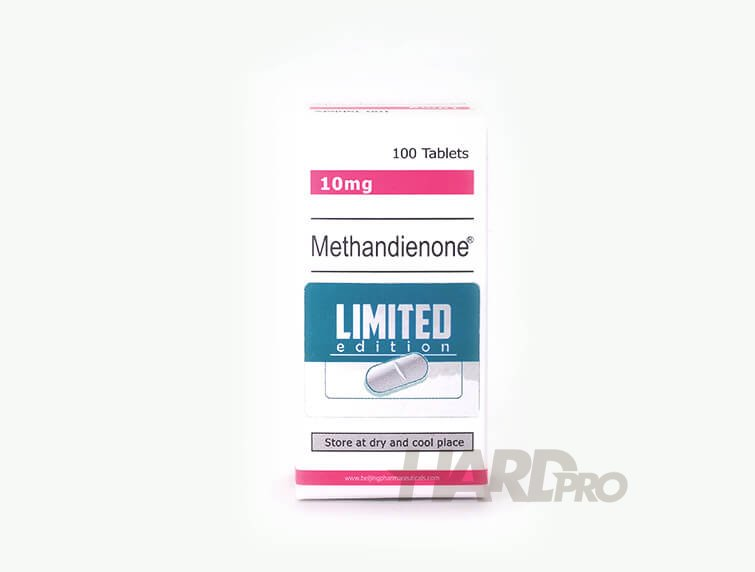 Methandienone - Beijing BIotech 100x10mg (Limited)