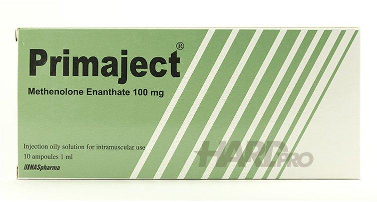 Primaject NASpharma - 10 амп. (Примоболан депо)