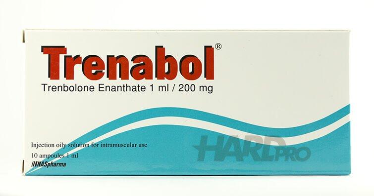 Trenabol (Тренболон енантат) - NASpharma