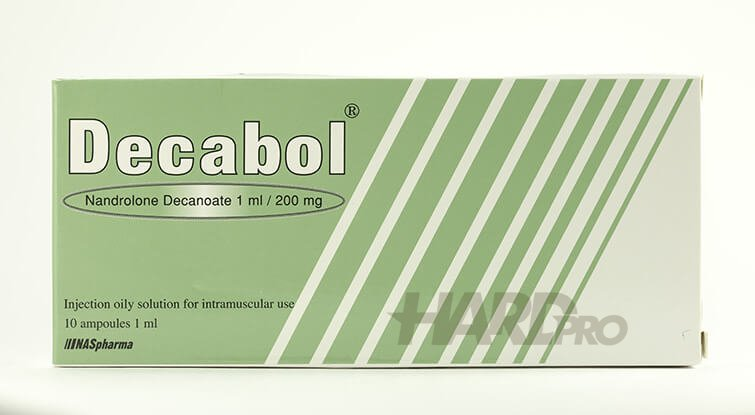 Decabol (Нандролон деканоат) - NASpharma - nandrolone decanoate от hard-pro