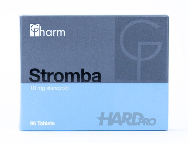 Stromba - Generics Pharm (Станозолол 96x10mg)