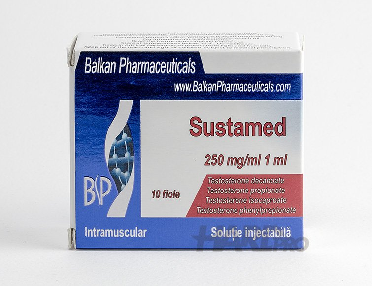 Sustamed Balkan Pharmaceuticals (Сустанон)