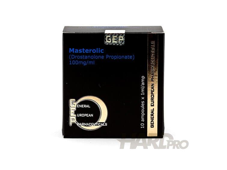 Masterolic - Masteron, Дростанолон пропионат (GEP)