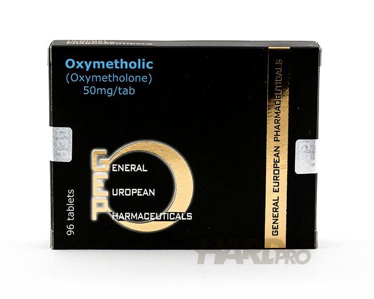 Oxymetholic - GEP, Анаполон, Оксиметолон от hard-pro