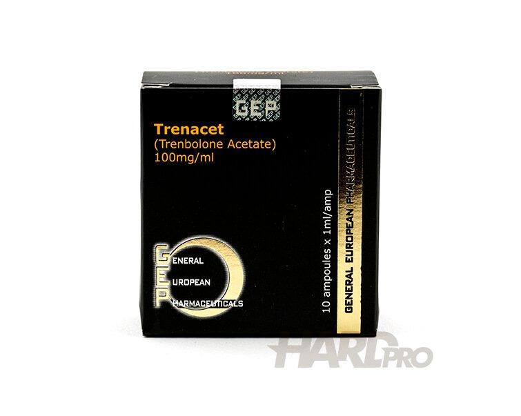 Trenacet - Тренболон ацетат (GEP) Trenbolone Acethate