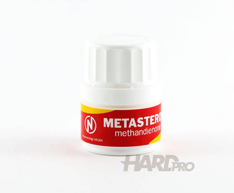 Метастерон - Negen - 100х10 мг Methandienone - Hard Pro