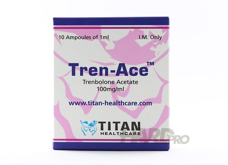 Tren-Ace (Титан) - Тренболон ацетат Titan Healthcare Trenbolone Acetate - Hard Pro