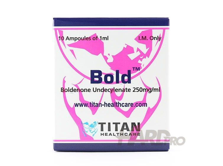 Bold (Titan) - Boldenone Undecylenate от hard-pro