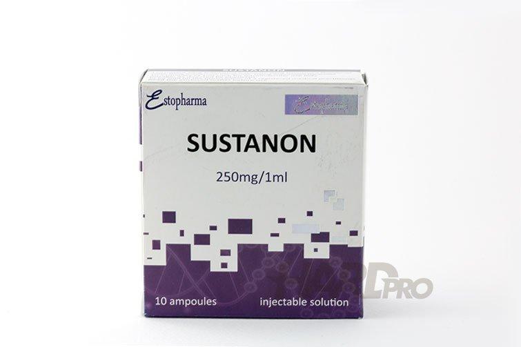 СУСТАНОН - Естофарма (10 ампули по 1 мл, 250 мг/мл)