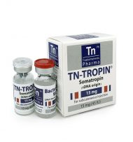 Tn Tropin (Tn Pharma) - 45IU Somatotropin - Hard Pro